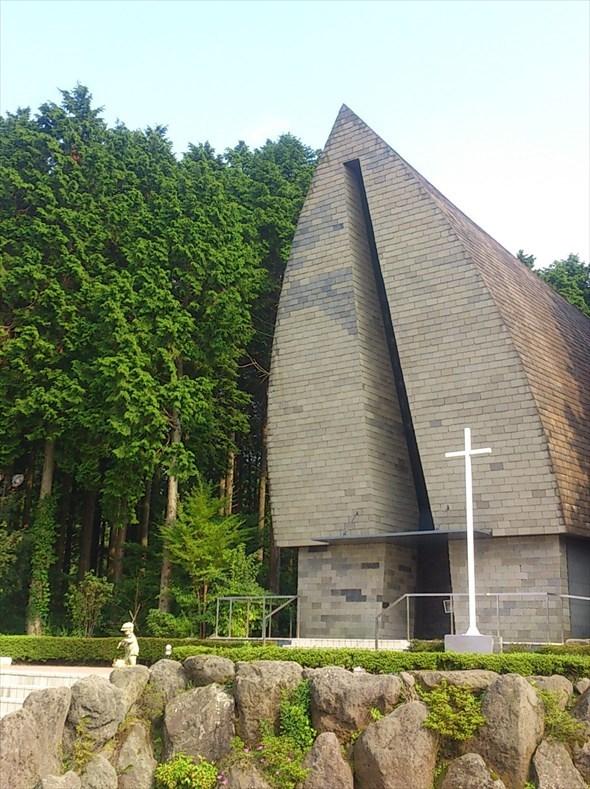 箱根の森 高原教会