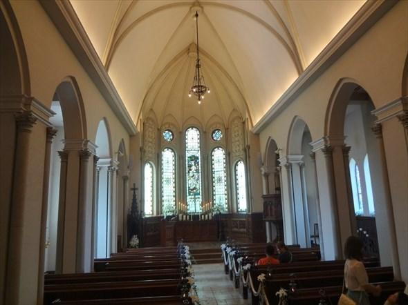 ハートフィールド 教会