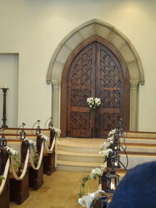 ハートフィールド 教会扉