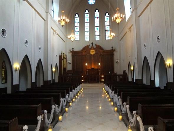 ベルジュールの教会