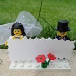 レゴ花婿花嫁