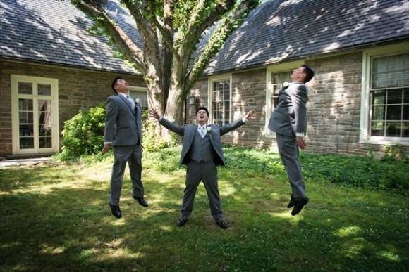 結婚式写真 超能力