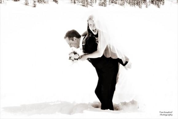 結婚式 写真 おんぶ