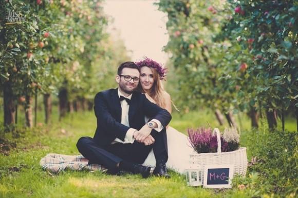 結婚式 自然の中で