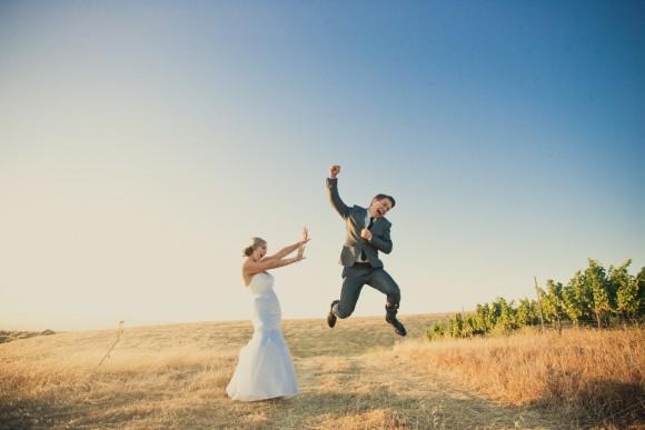 結婚式 パワー