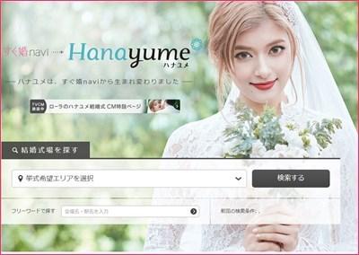 Hanayume キャプチャ