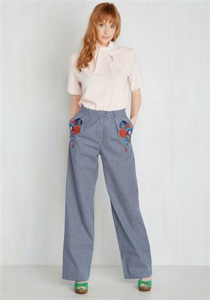 For Trousers on End Pants