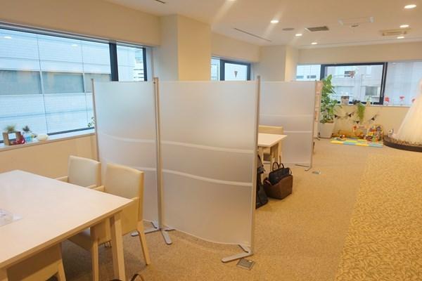 横浜マイナビウエディングサロン 相談スペース