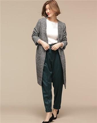 ブライダルフェア 服装 コートスタイル 女性
