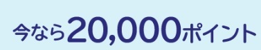 20000ポイント