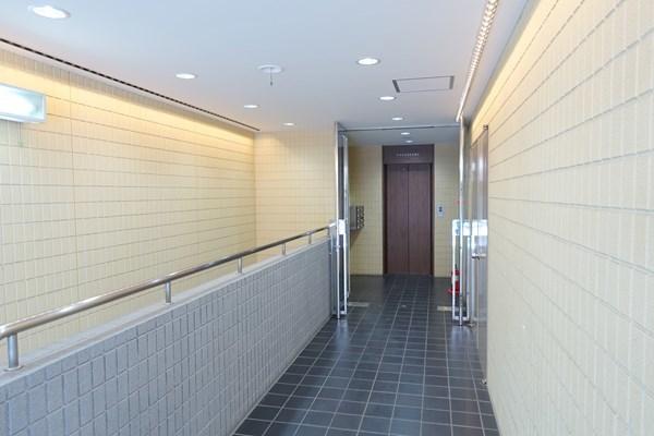 gensen wedding エレベーターで6Fに