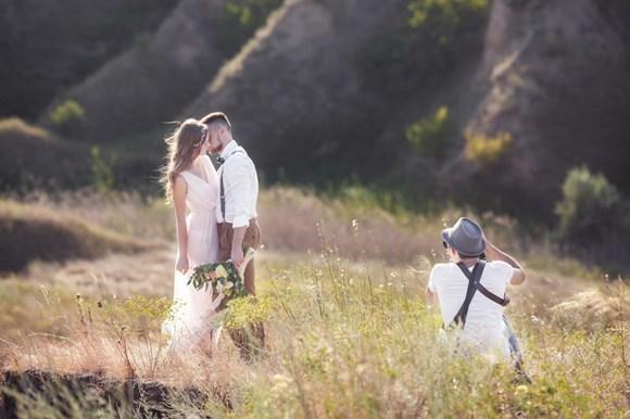 前撮りのすすめ 結婚式
