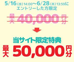 マイナビウエディング 当サイト限定キャンペーンはなんと1万円もギフト券の金額がアップします!
