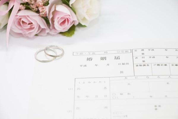 デザイン 無料 届 婚姻